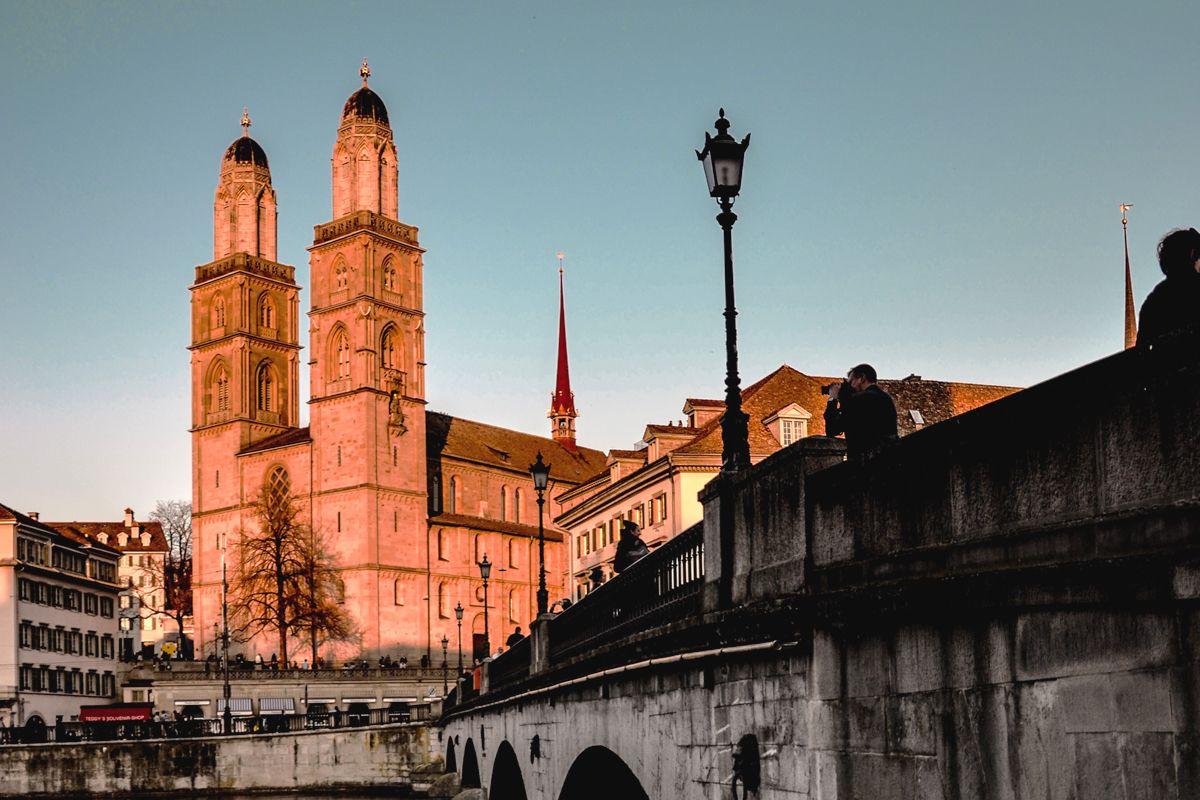 City Tour in Zürich organized by Citadela Team soon