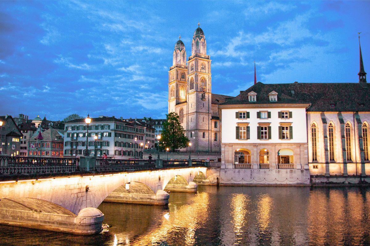 Zürich City Tour