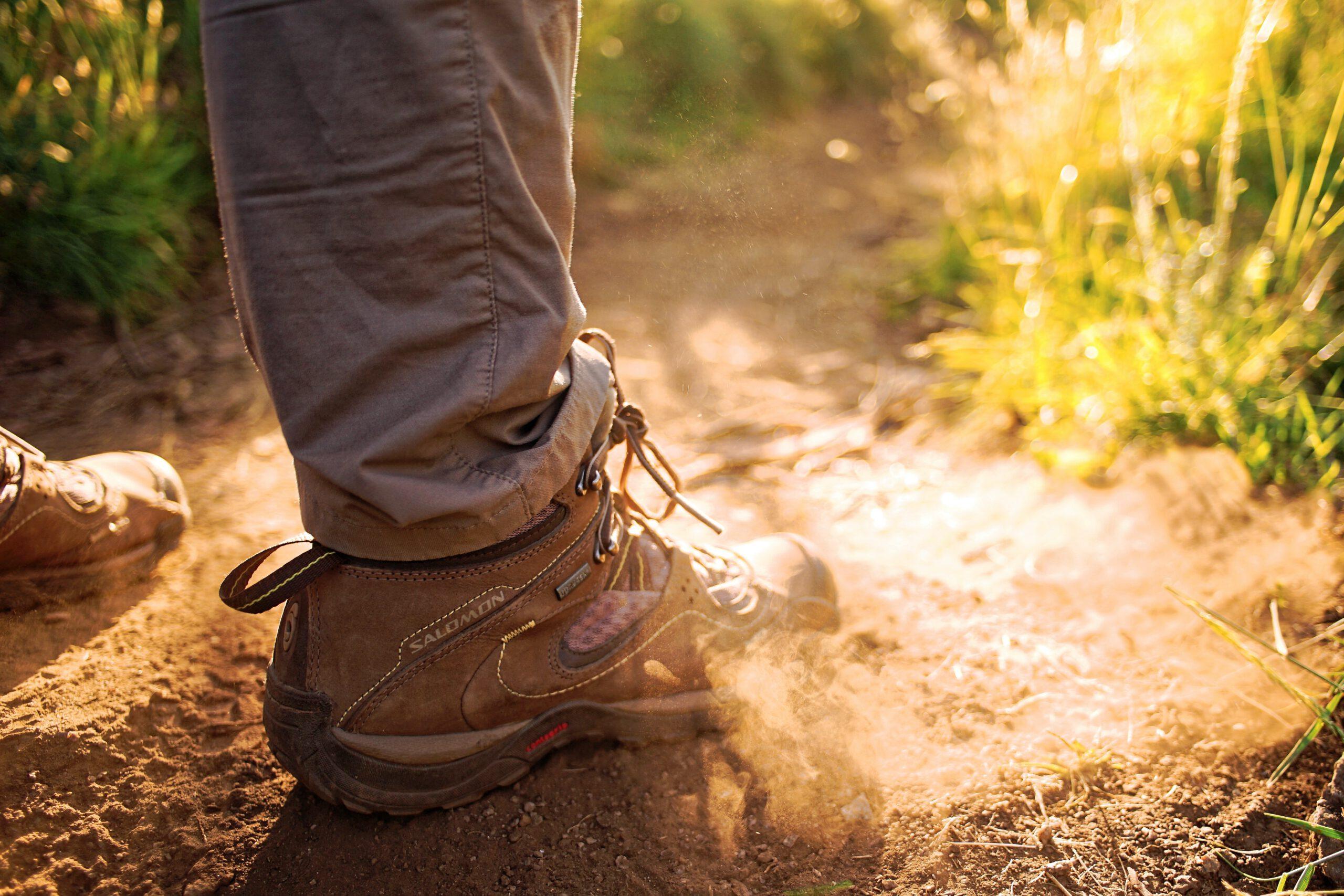 Blasen an den Füßen